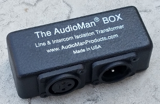 The AudioMan BOX Bundles of 30 - 15% Discount